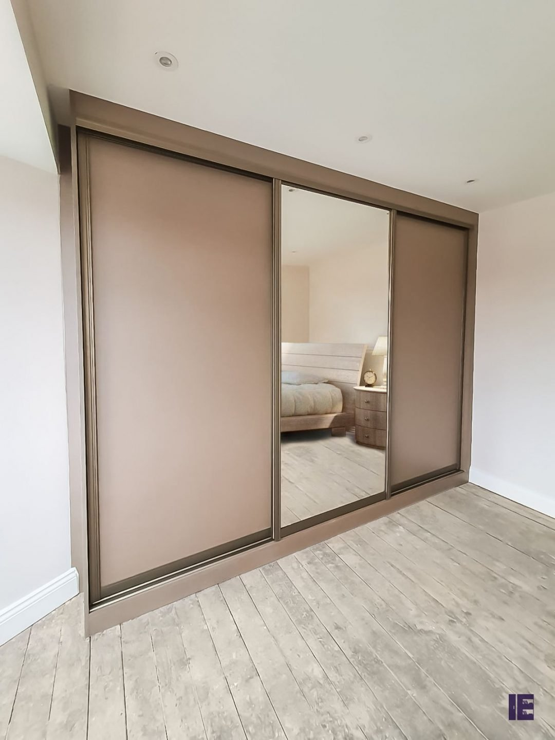 built in wardrobes sliding doors with mirrors