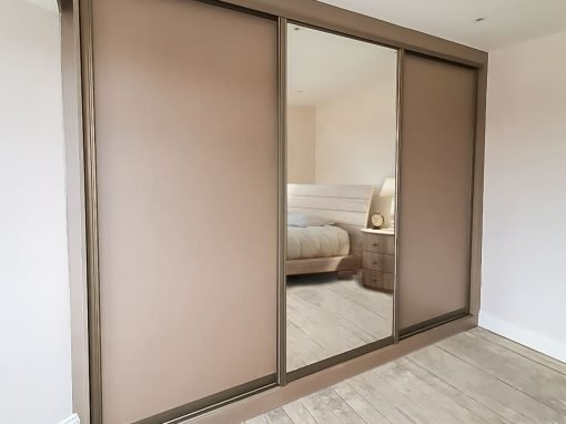 Sliding Fitted Wardrobe Kentish Town – Camden