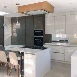 Modern handle-less Kitchen