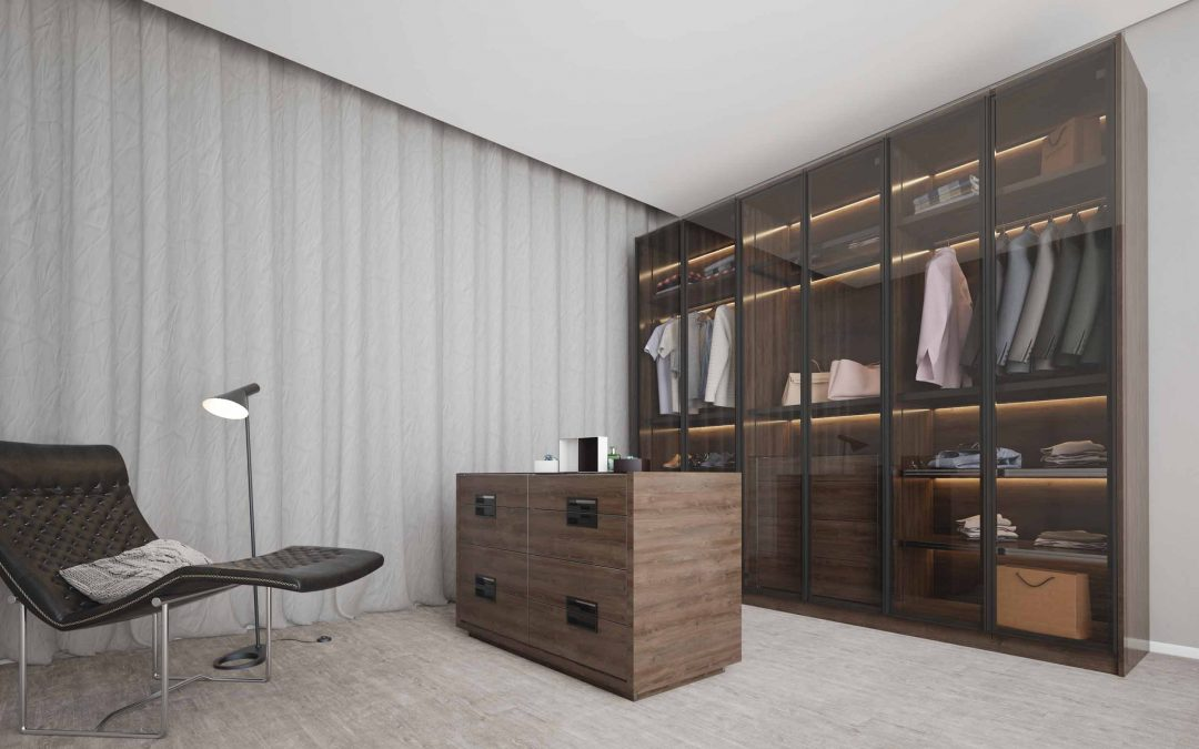 Why Choose Bespoke Fitted Wardrobes