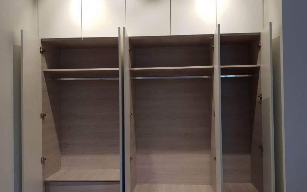 Made to Measure Fitted Sliding Wardrobe Maida Vale London