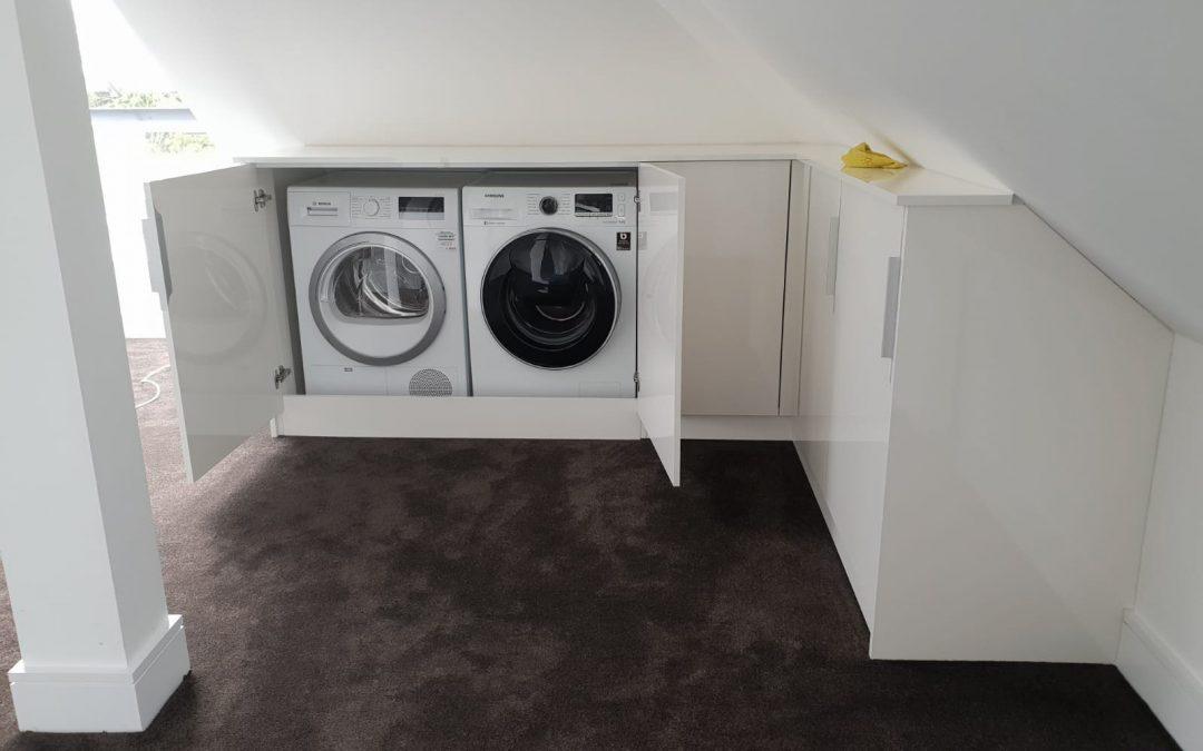 Built-in Loft Wardrobe Stanmore – Harrow