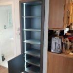 Open Shelf Unit With Led Knightsbridge - Westminster