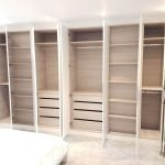 Wardrobe Loft Internals Mayfair - Westminster