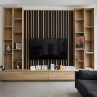 fitted lounge units with tv space