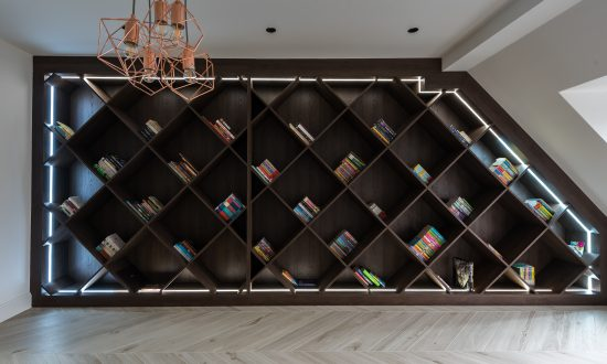 Best Bespoke Bookshelves and Cabinets in Moorpark London