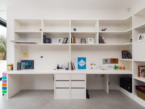 Bespoke Bookshelves and Home Office Furniture Rickmansworth London