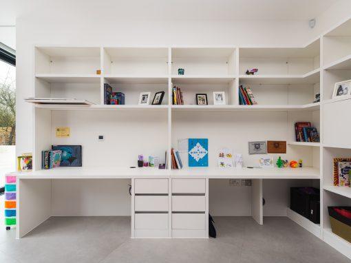 Bespoke Bookshelves and Home Office Furniture | Rickmansworth London
