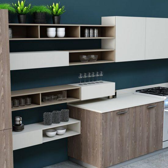 handles easyline kitchen london