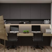 Home study and Bespoke office furniture