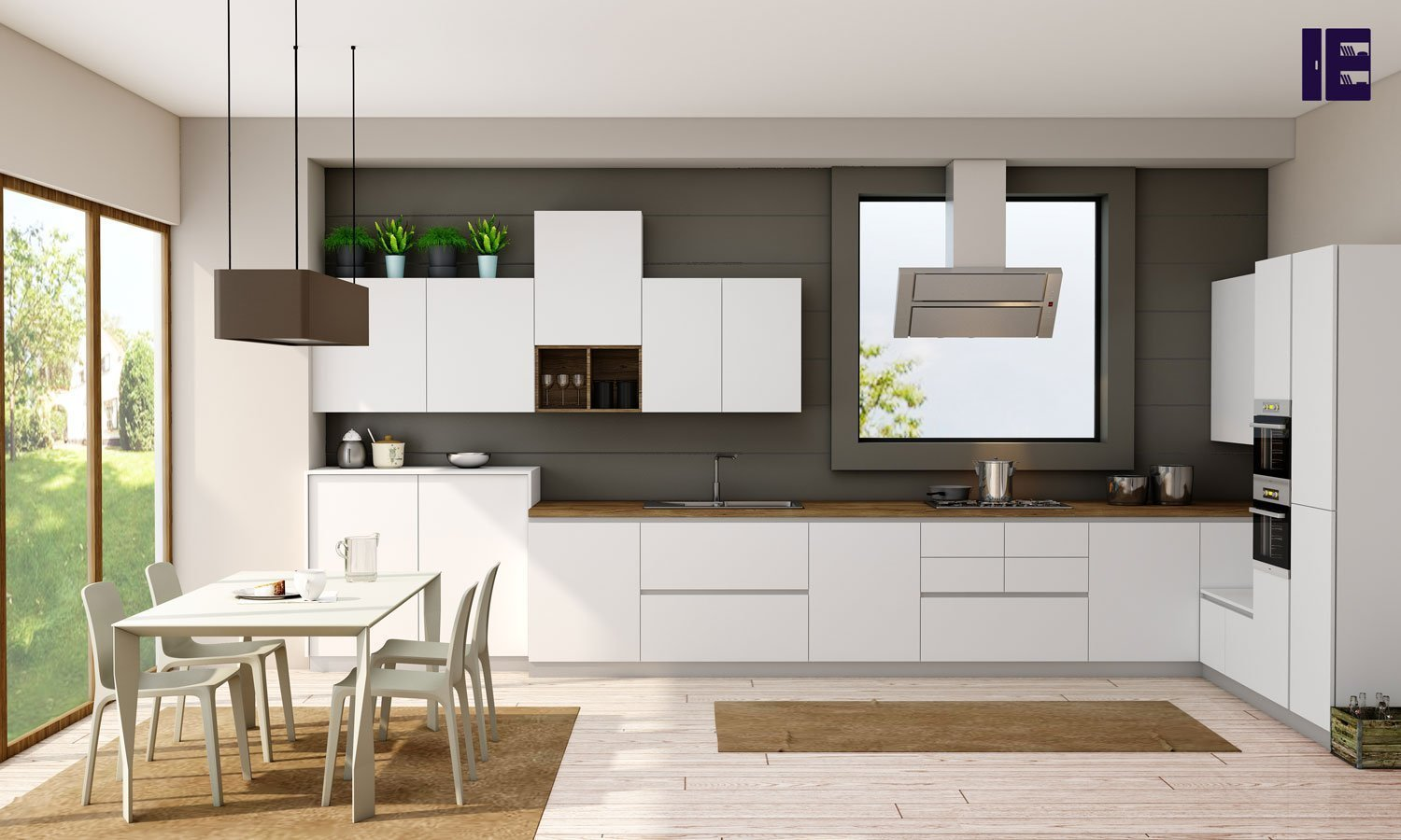 bespoke fitted kitchens london