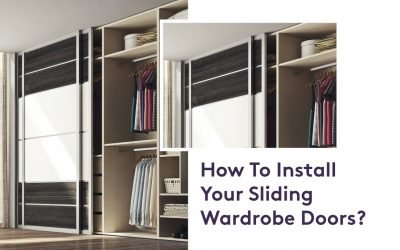How To Install Your Sliding Wardrobe Doors?