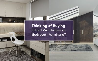 Thinking of Buying Fitted Wardrobes or Bedroom Furniture?