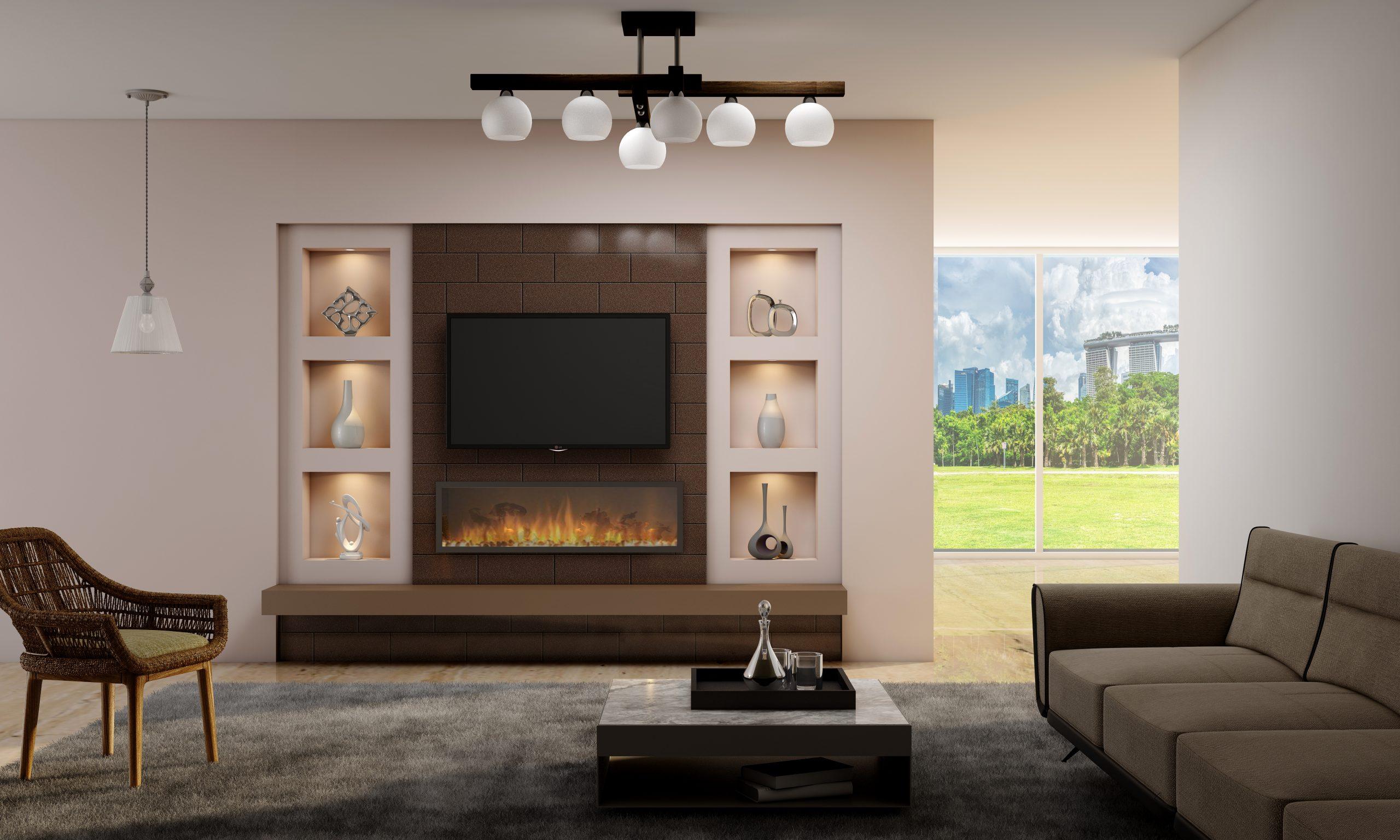 Bespoke TV & Lounge Units