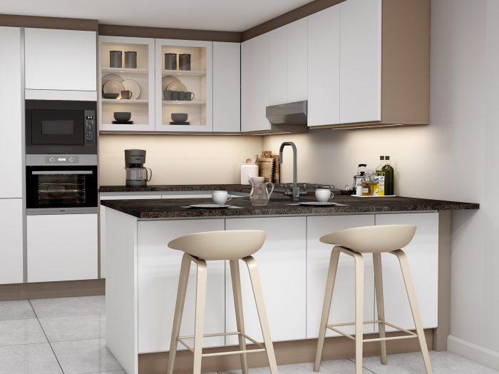https://www.inspiredelements.co.uk/wp-content/uploads/2021/03/G-sape-Handleless-Kitchen-in-White-matt-Pebble-finish-with-black-handle-profile_3-1-700x524.jpg