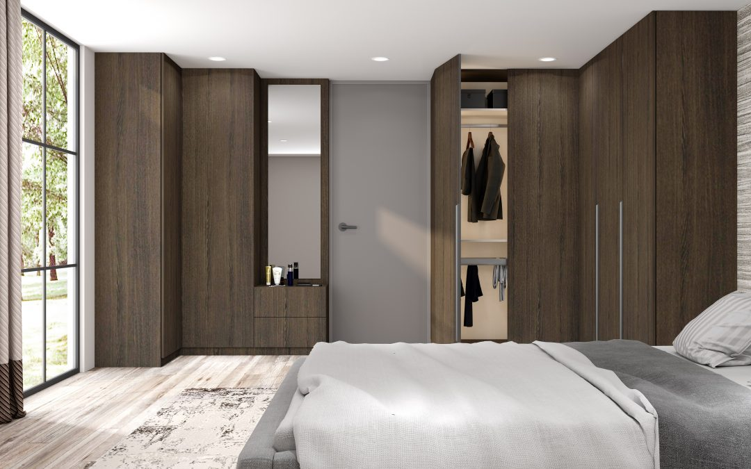 How to Choose the Perfect Wardrobe Doors?