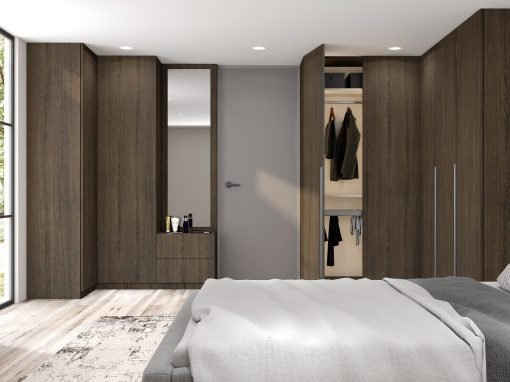 Coastal Style Fitted Bedroom Wardrobes Harrow on the Hill