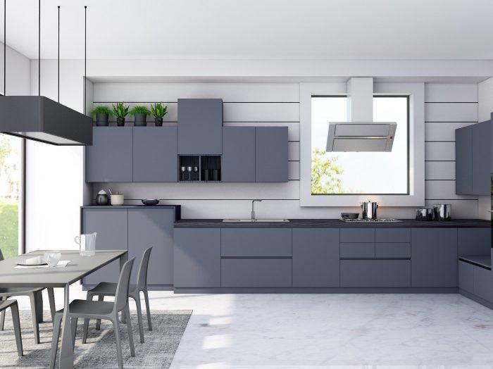 https://www.inspiredelements.co.uk/wp-content/uploads/2021/04/Handleless-Kitchen-in-smoke-blue-finish-wit-black-handlless-profile-2-1-700x524.jpg