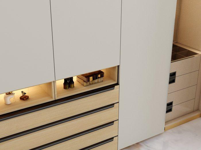https://www.inspiredelements.co.uk/wp-content/uploads/2021/04/Hinged-wardrobe-with-chest-drawers-in-perfect-matt-light-grey-and-woodgrain-Kaiserberg-oak-finish-1-700x524.jpg