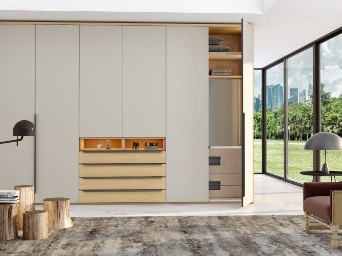 https://www.inspiredelements.co.uk/wp-content/uploads/2021/04/Hinged-wardrobe-with-chest-drawers-in-perfect-matt-light-grey-and-woodgrain-Kaiserberg-oak-finish-3-700x524.jpg
