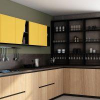 Handleless premiumline kitchen