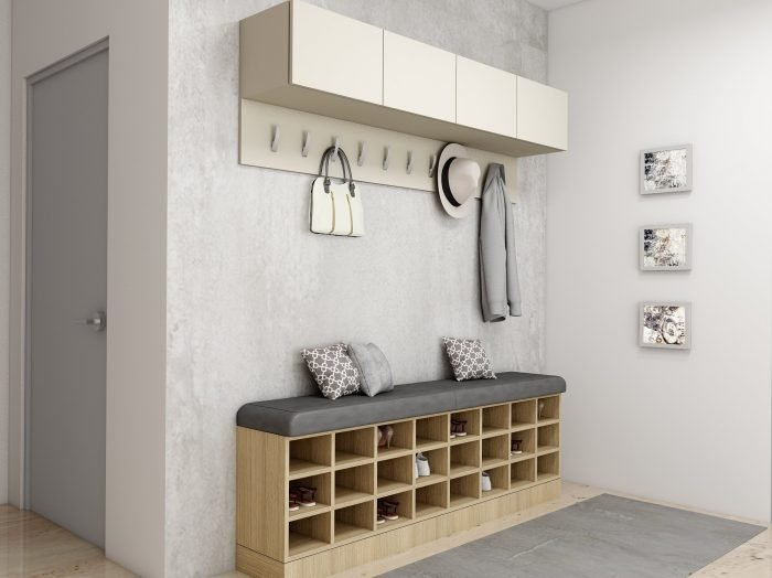 https://www.inspiredelements.co.uk/wp-content/uploads/2021/05/Hallway-cabinets-in-light-grey-and-wooden-with-sitting-cushion-area-and-coat-hanger_1-1-700x524.jpg