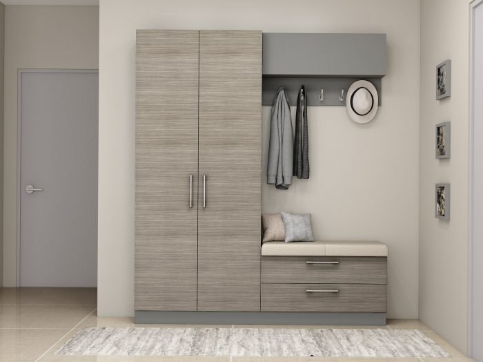 https://www.inspiredelements.co.uk/wp-content/uploads/2021/05/Hallway-storage-units-with-coat-hanger-in-woodgrain-and-dust-grey-finish-1-1-700x524.jpg