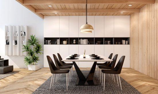 Gloss Living & Dining Room