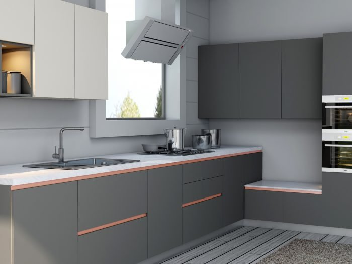 https://www.inspiredelements.co.uk/wp-content/uploads/2021/05/Premiumline-kitchen-with-Brass-handleless-profile-in-Dust-grey-matt-and-Alpine-white-finish-1-700x524.jpg