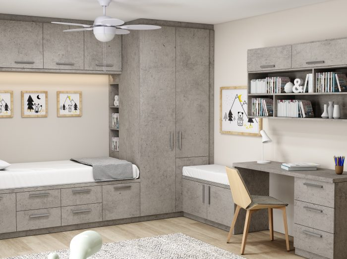 https://www.inspiredelements.co.uk/wp-content/uploads/2021/05/Small-bedroom-storage-in-concrete-finish-2-700x524.jpg