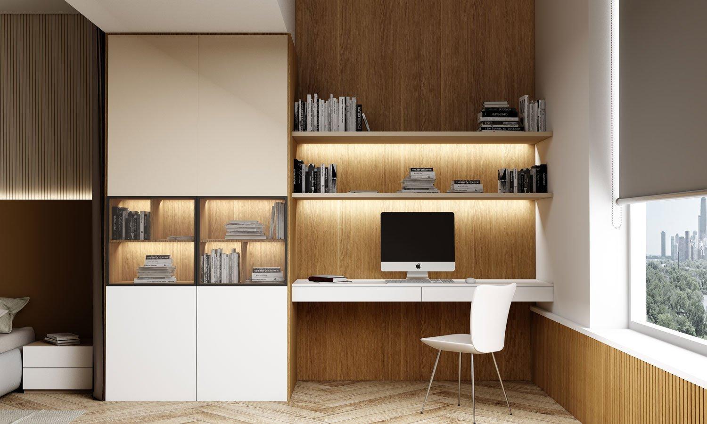 Study Room Modern Study
