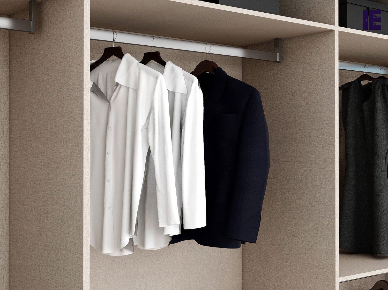 Hanging Rad Wardrobe Accessories