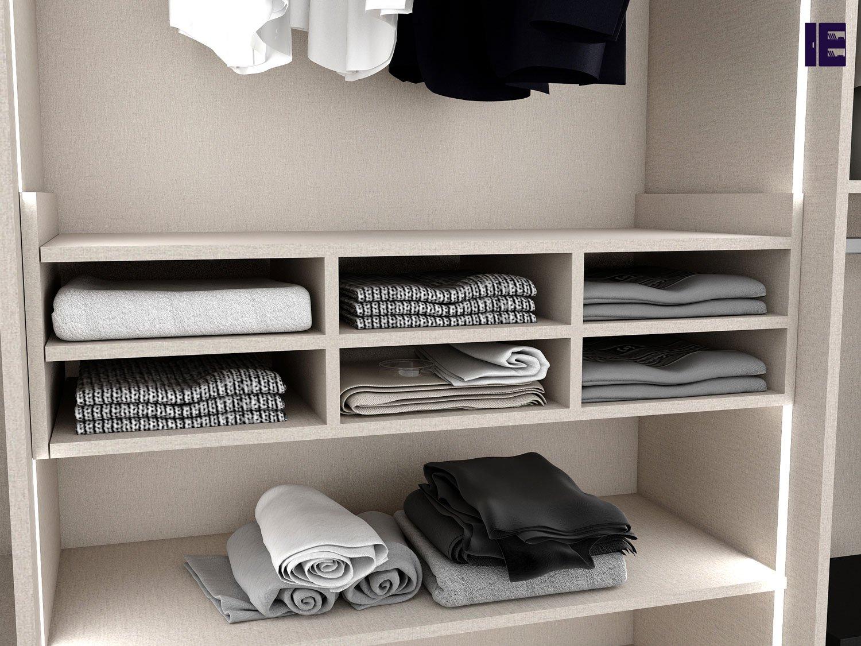 Shelf Divider Wardrobe Accessories
