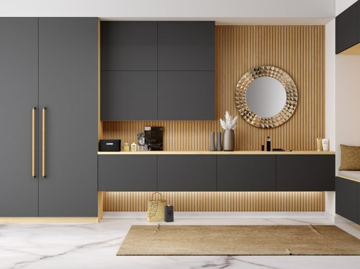 https://www.inspiredelements.co.uk/wp-content/uploads/2021/06/Dressing-table-with-floating-drawers-with-wardrobe-in-Graphite-matt-and-light-oak-finish-1-700x524.jpg