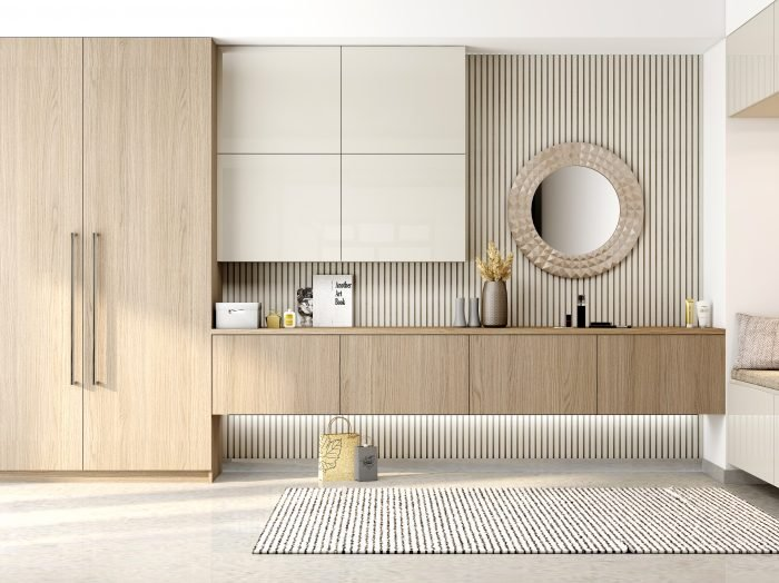 https://www.inspiredelements.co.uk/wp-content/uploads/2021/06/Dressing-table-with-floating-drawers-with-wardrobe-in-Verade-oak-light-and-white-gloss-finish-1-700x524.jpg