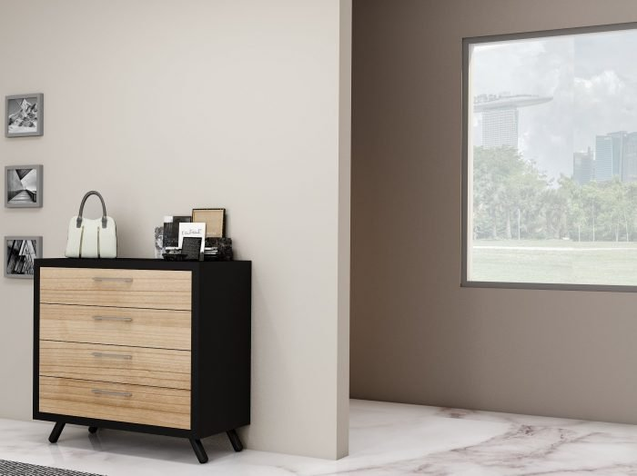 https://www.inspiredelements.co.uk/wp-content/uploads/2021/06/Hallway-with-a-black-framed-drawer-storage-unit-in-Cherry-finish-2-700x524.jpg