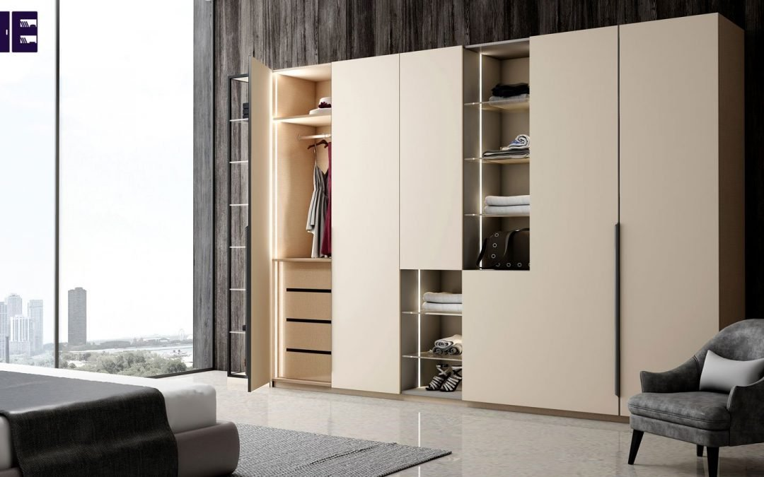 How to Renovate Old Fitted Wardrobe to New Fitted Wardrobe Design