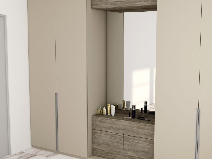 https://www.inspiredelements.co.uk/wp-content/uploads/2021/06/Hinged-Wardrobe-with-Dresser-Unit-Storage-in-combination-of-Pebble-grey-and-Cleaf-Engadina-1-700x524.jpg