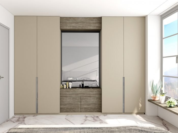 https://www.inspiredelements.co.uk/wp-content/uploads/2021/06/Hinged-Wardrobe-with-Dresser-Unit-Storage-in-combination-of-Pebble-grey-and-Cleaf-Engadina-700x524.jpg