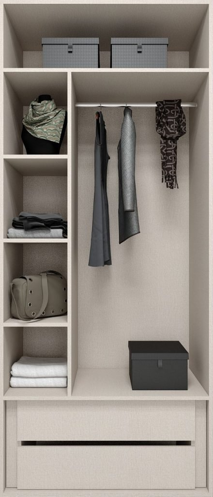 Internal Wardrobe-1000 mm 25