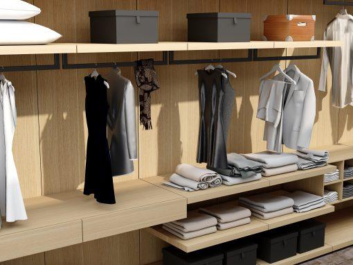 Linear Walking Wardrobe