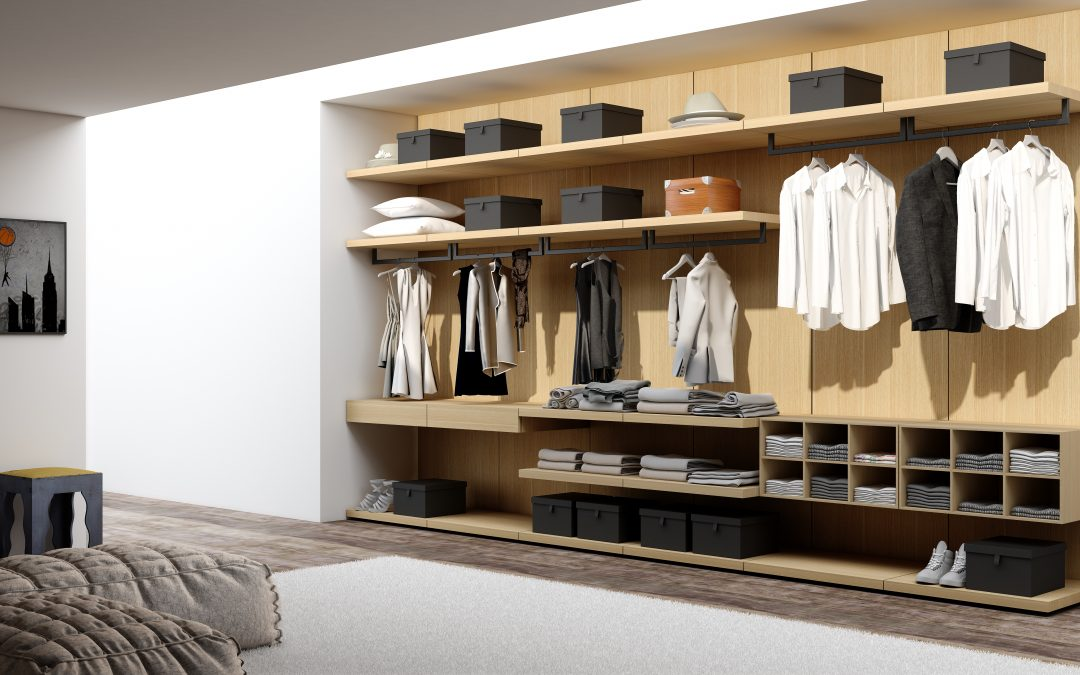 Create Your Bespoke Walk-in Wardrobes The Inspired Way!