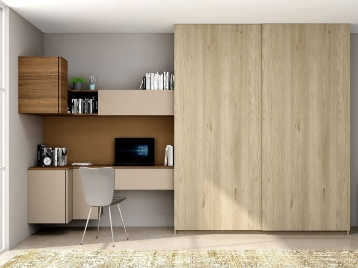 https://www.inspiredelements.co.uk/wp-content/uploads/2021/06/Sliding-Wardrobe-with-Study-Desk-Unit-in-Stone-Grey-and-Antique-Brown-Borneo-and-Grey-Odessa-Oak-1-700x524.jpg