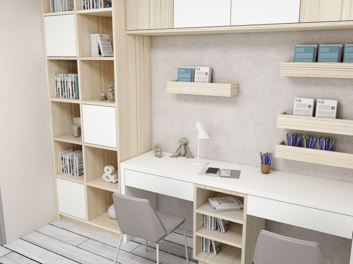 https://www.inspiredelements.co.uk/wp-content/uploads/2021/06/Study-Office-finished-in-light-woodgrain-fleetwood-finish-and-White-matt-1-700x524.jpg