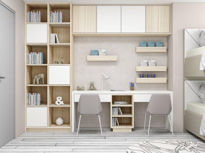 https://www.inspiredelements.co.uk/wp-content/uploads/2021/06/Study-Office-finished-in-light-woodgrain-fleetwood-finish-and-White-matt-2-700x524.jpg