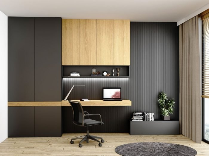 https://www.inspiredelements.co.uk/wp-content/uploads/2021/06/Study-Office-finished-with-Graphite-Matt-and-Natural-Oak-Woodgrain-1-700x524.jpg