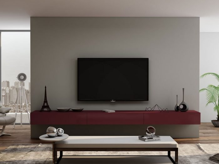 https://www.inspiredelements.co.uk/wp-content/uploads/2021/06/TV-unit-with-Storage-Drawers-in-Red-Velvet-finish-2-700x524.jpg