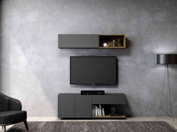 https://www.inspiredelements.co.uk/wp-content/uploads/2021/06/TV-unit-with-Storage-in-Drawer-Flap-up-in-Dust-Grey-finish-Shelf-and-Open-Unit-in-Natural-Lancaster-Oak-2-700x524.jpg