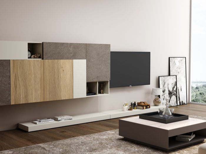 https://www.inspiredelements.co.uk/wp-content/uploads/2021/06/TV-unit-with-Storage-in-Flap-ups-Wall-Units-and-Open-shelf-units-in-Combination-of-WhiteGrey-Beige-Gladstone-Oak-and-Glauco-Ares-1-700x524.jpg