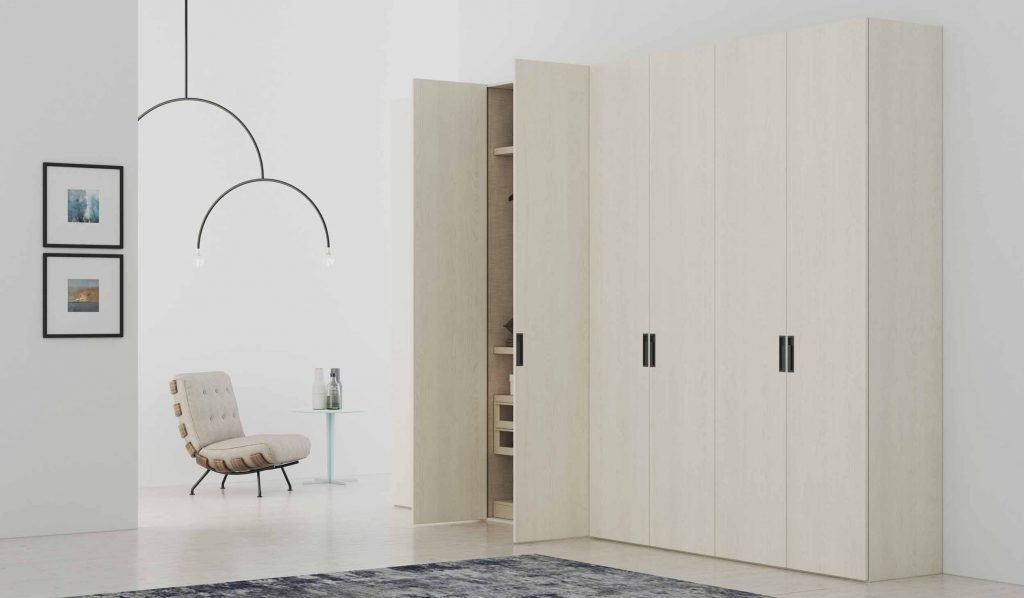 fitted bifold wardrobes